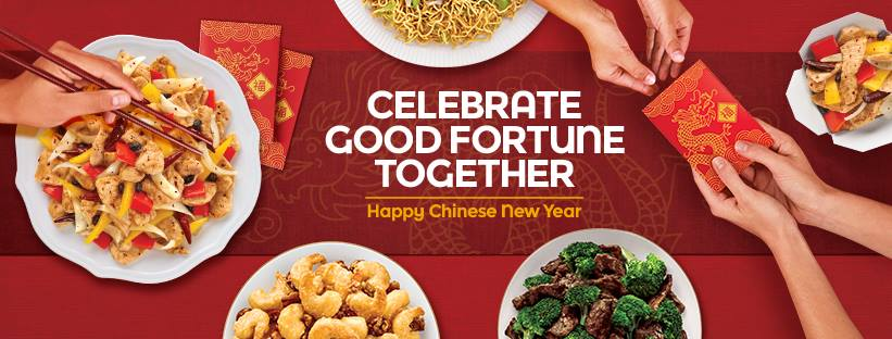 celebrate chinese new year with panda express and give kids a red envelope - Panda Express Chinese New Year