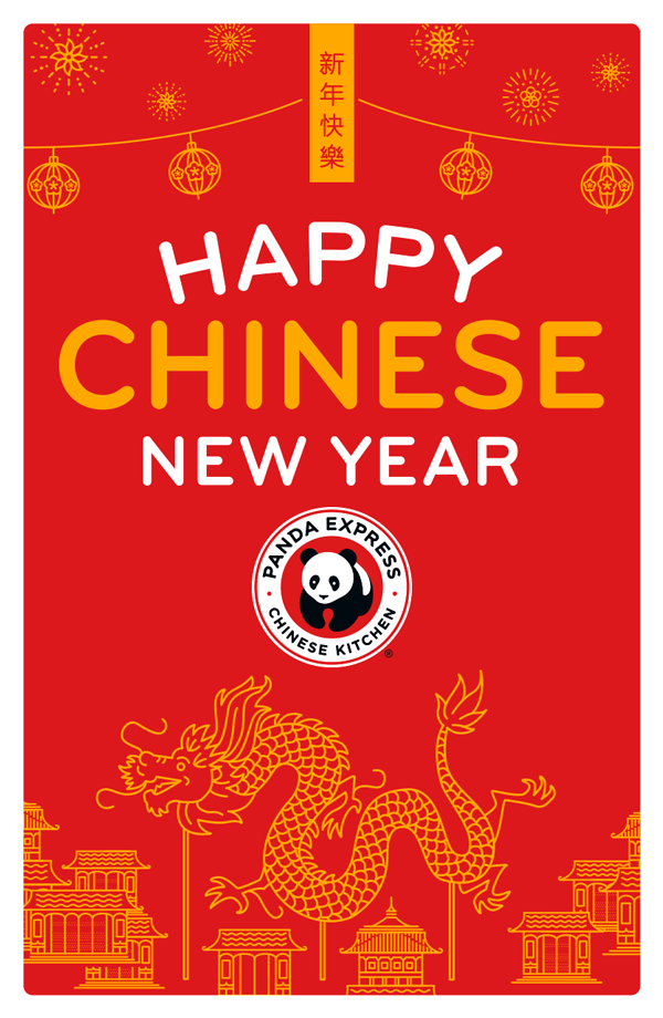 Celebrate Chinese New Year with Panda Express and give ...